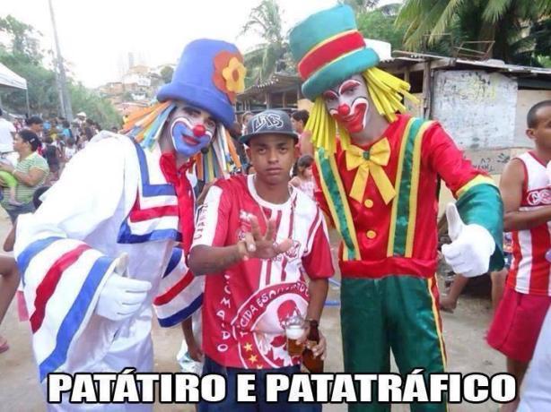 patatiro e patatráfico